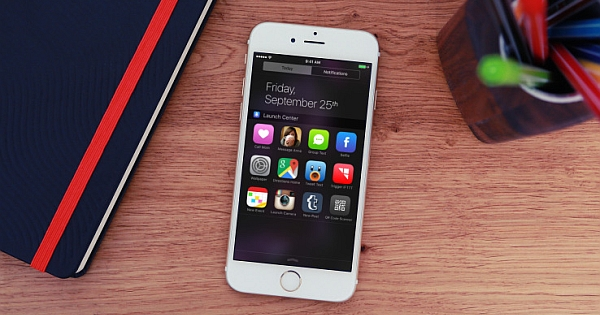 Launch Apps from the iPhone's Notification Center