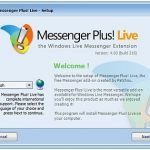 Messenger Plus: an add-on for Windows Live Messenger
