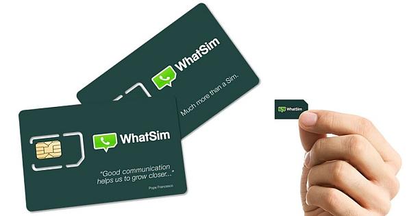 No more Whatsapp Worries as you Travel with WhatSim card