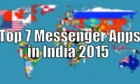 Top 7 messaging apps in India 2015