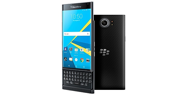 Android-BlackBerry-Priv