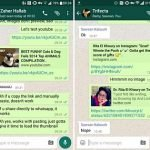 WhatsApp Messenger Update: URL Previews & Clear Chat