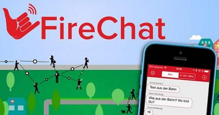Firechat App Features