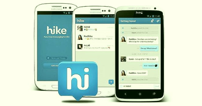 Hike-Messenger-APP