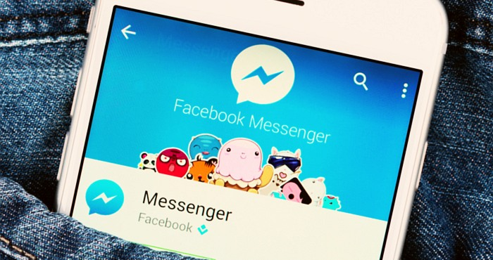 Download Facebook Messenger and Install newest practical features for business