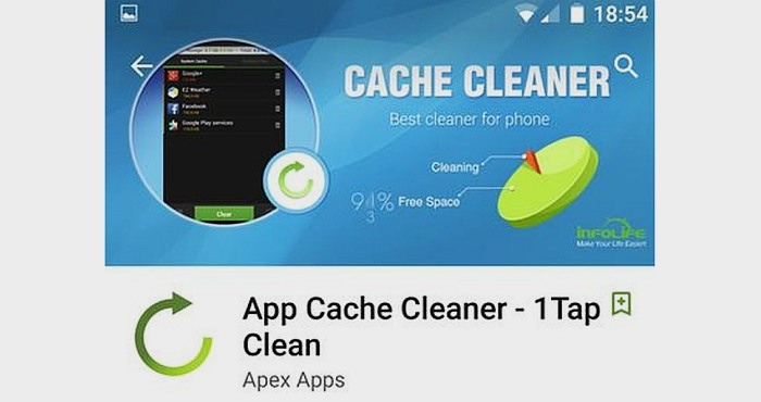 Clear all your Android app caches using App Cache Cleaner