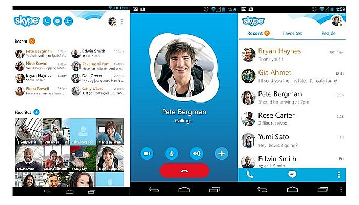 Download Skype: New Update for Android Will Improve User Experience