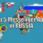 Top 5 Messenger Apps in Russia