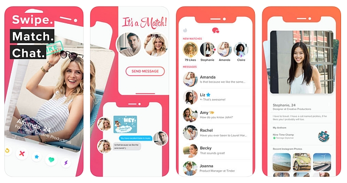 Dating-apps auf messenger