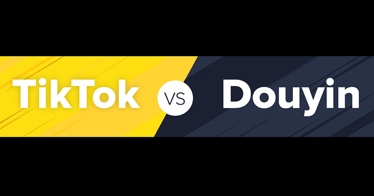 The Difference Between Douyin and TikTok